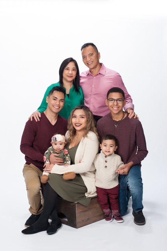 studio family photographer Colorado Springs