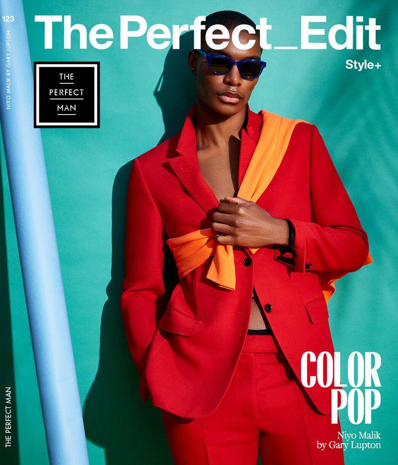 The Perfect Man Magazine