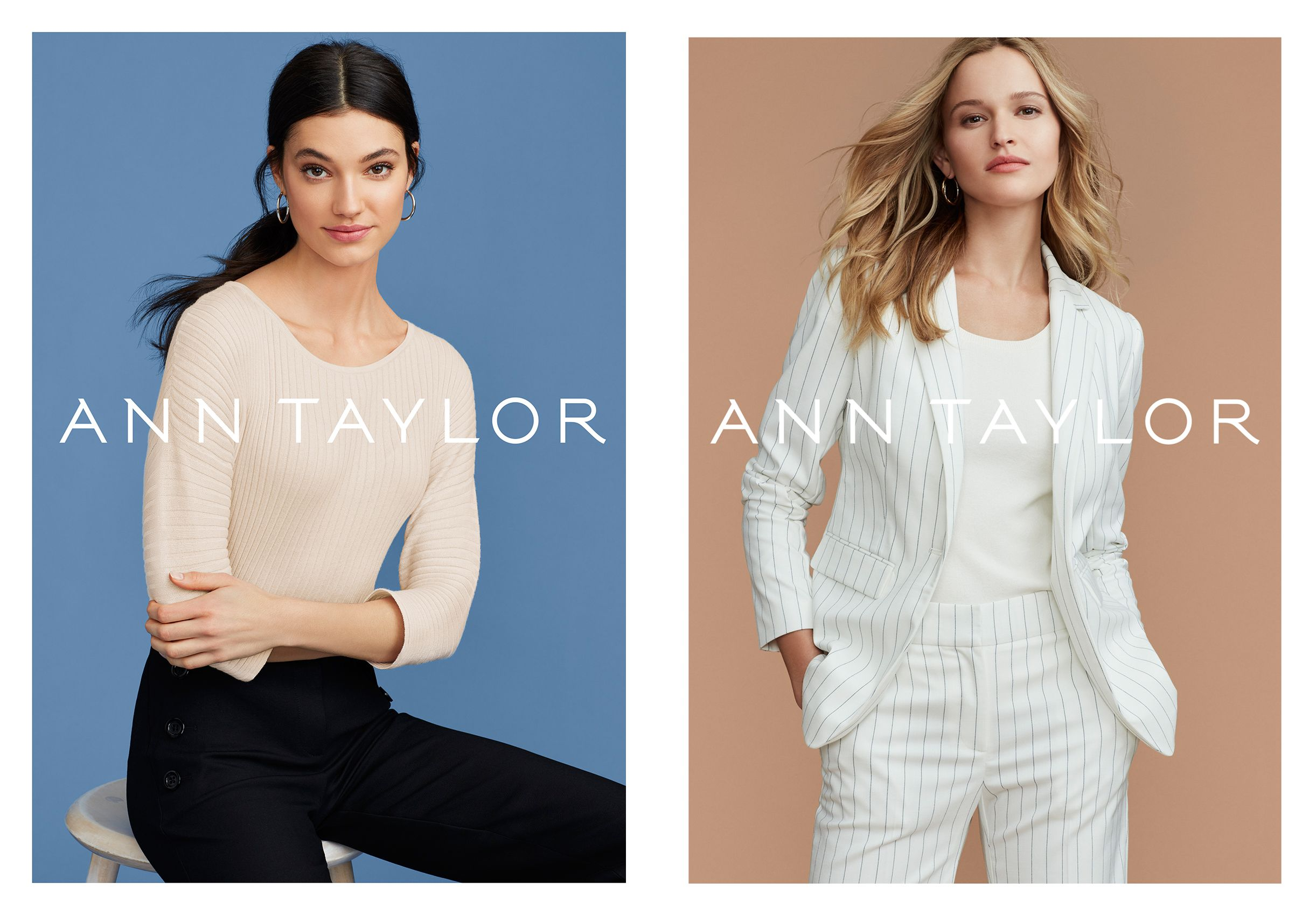 Ann Taylor Spring Campaign 2020