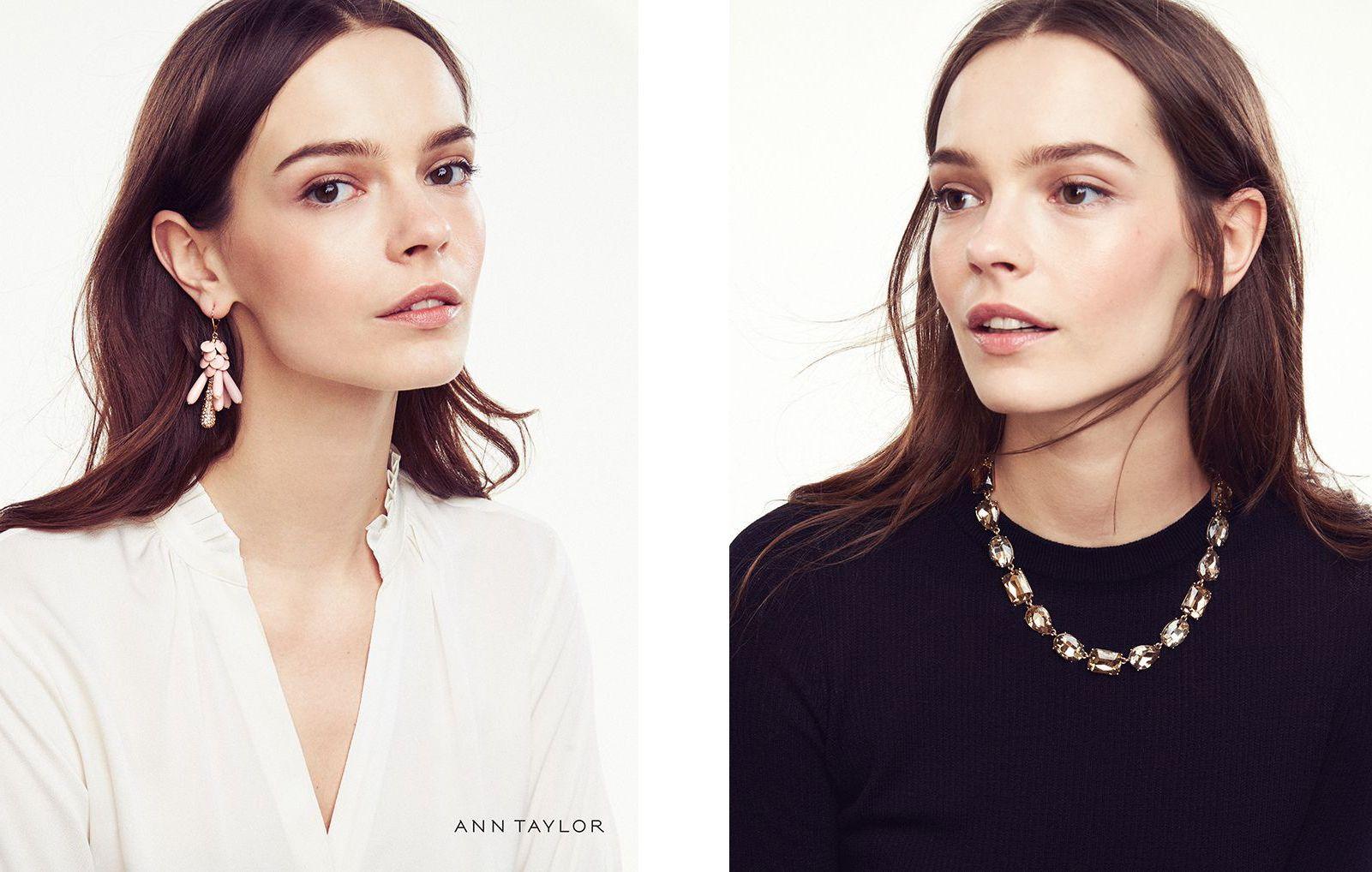 Ann Taylor Accesories  Lookbook