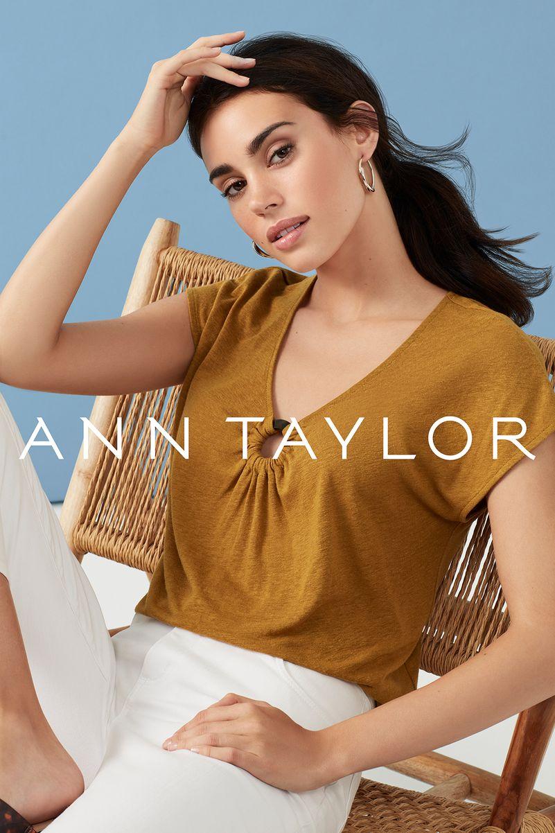 Ann Taylor Summer Campaign 2020