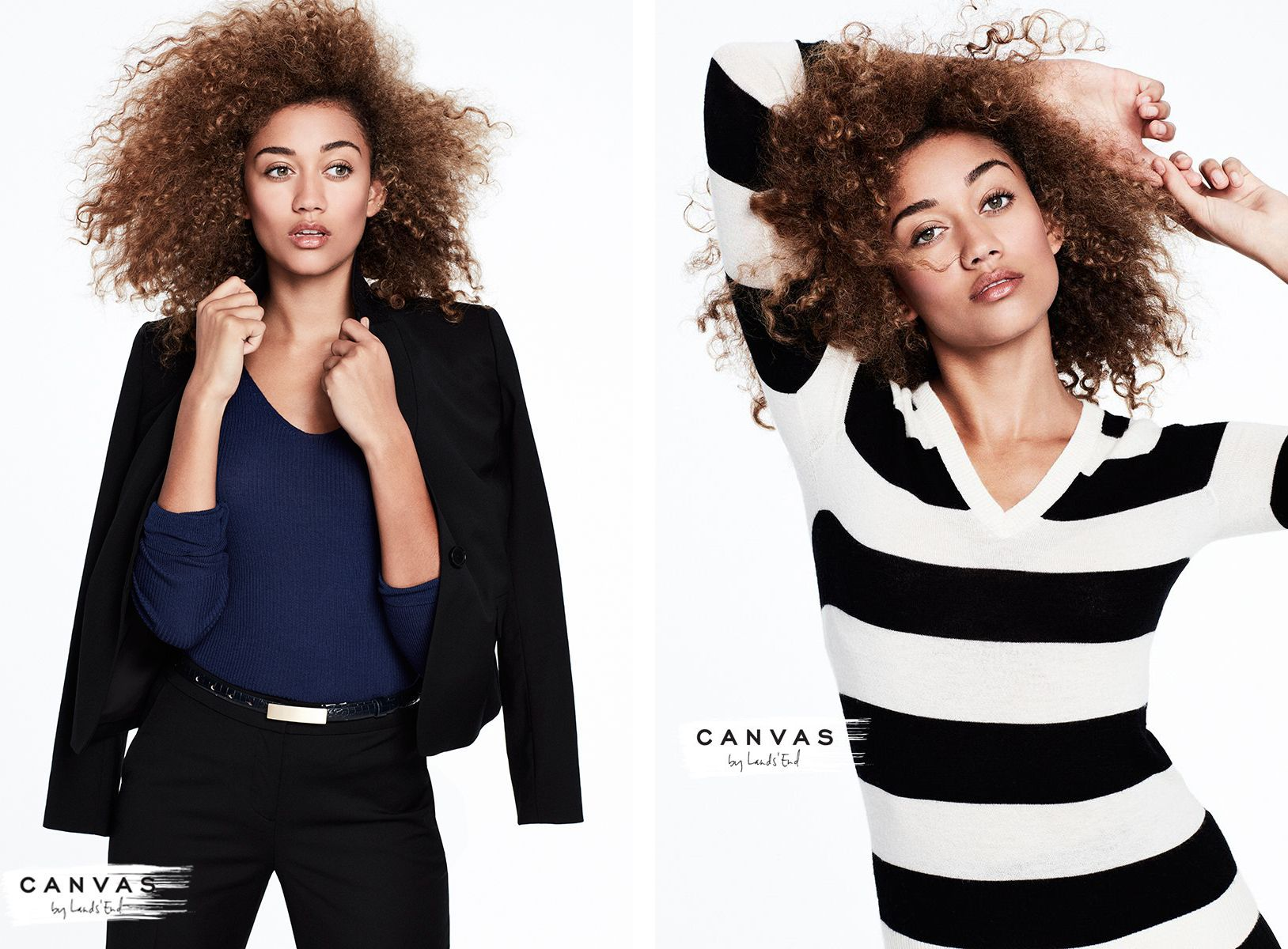 Landsend Canvas Lookbook