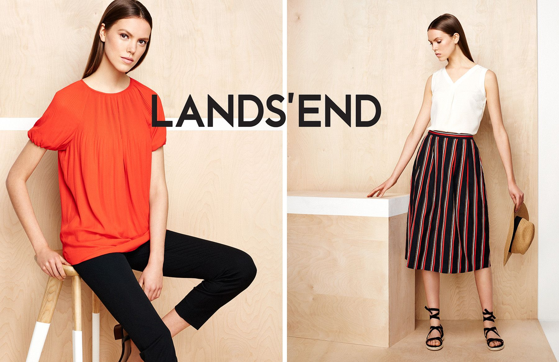 Landsend Catalogue