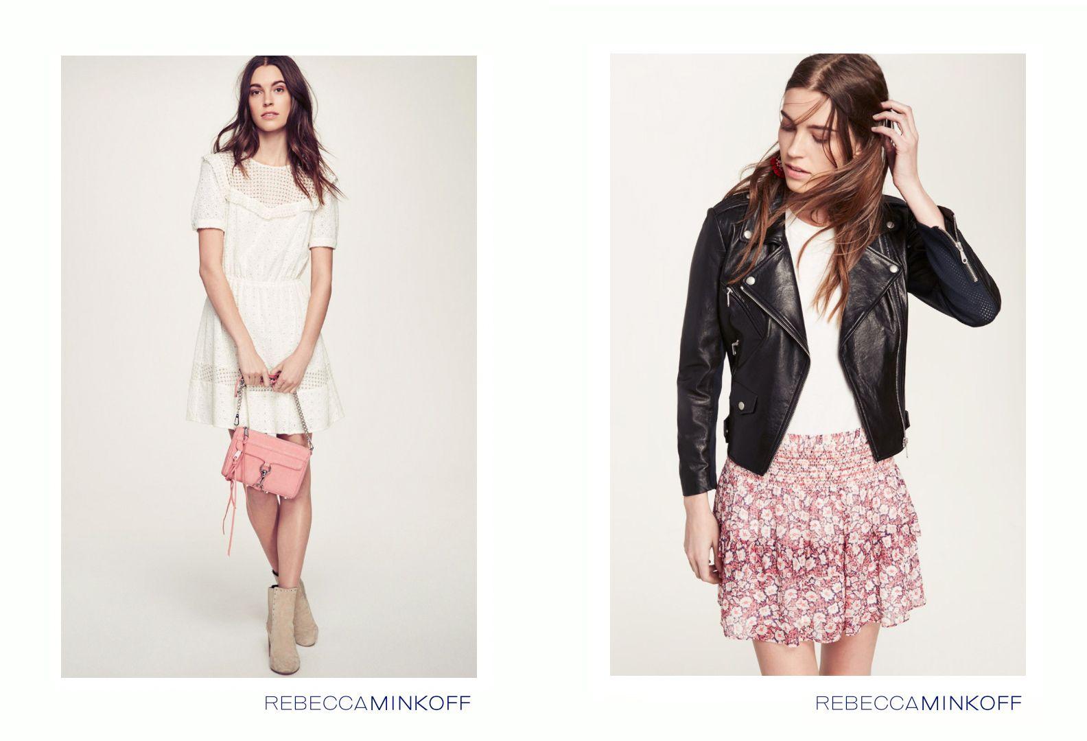 Rebecca Minkoff Lookbook