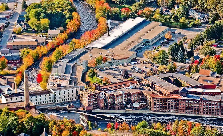 L.S. Starrett complex, Athol, MA