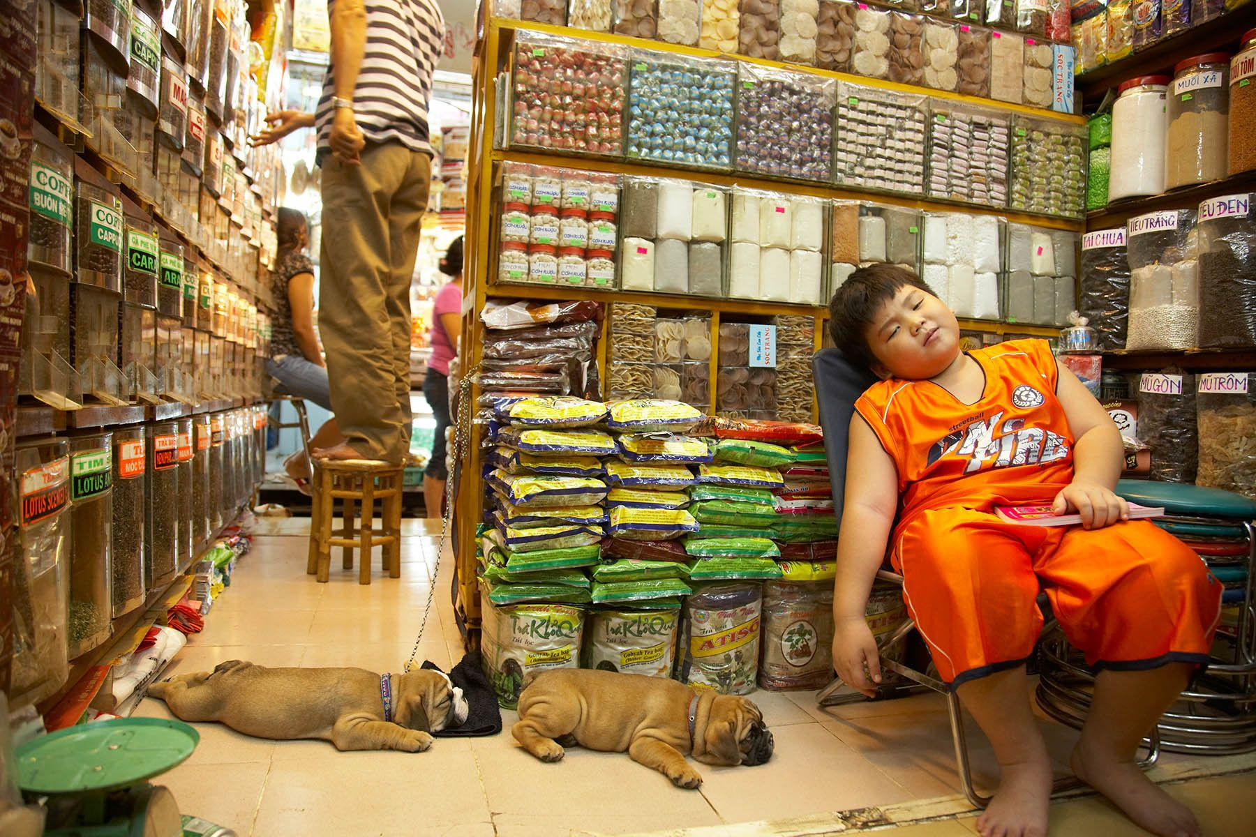 Ben Thanh Market, Ho Chi Minh City