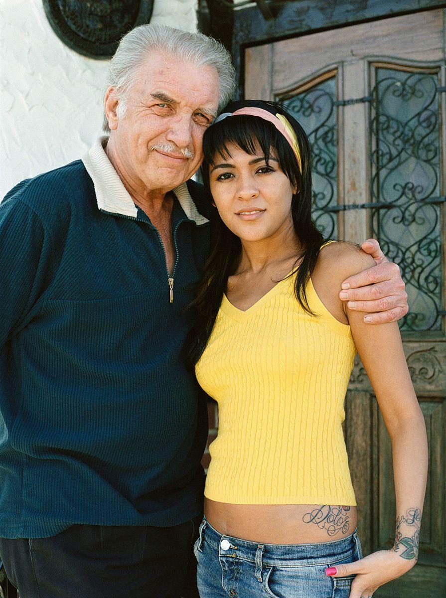 Elizabeth & her father Robert