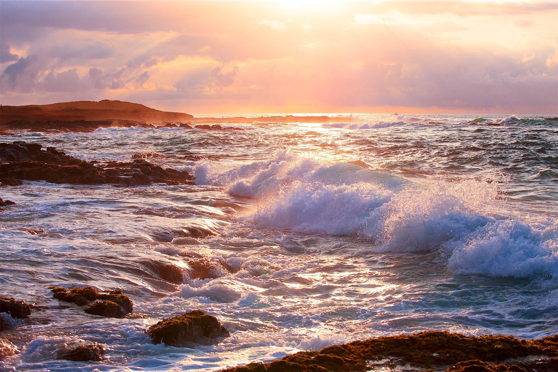 Hawaiian Coastlines