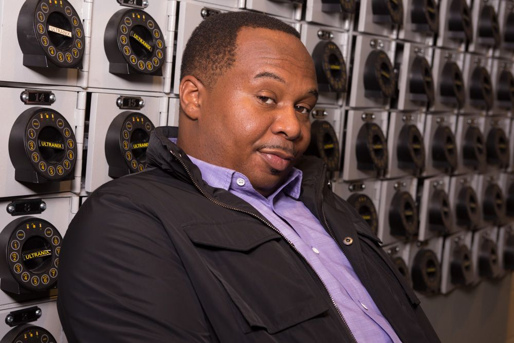 Roy Wood Jr. – The Daily Show