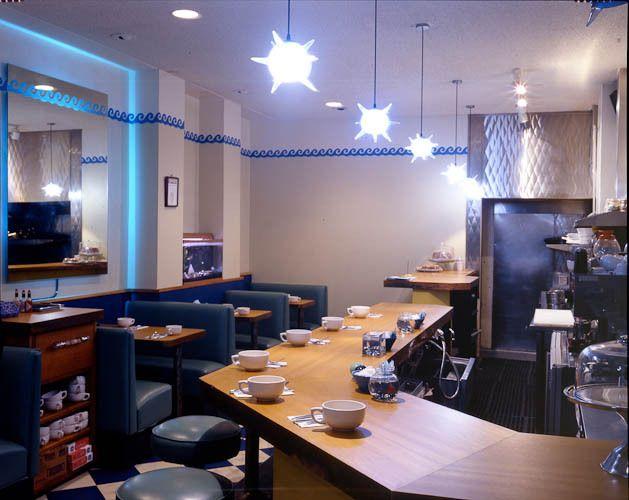 The Titanic Cafe