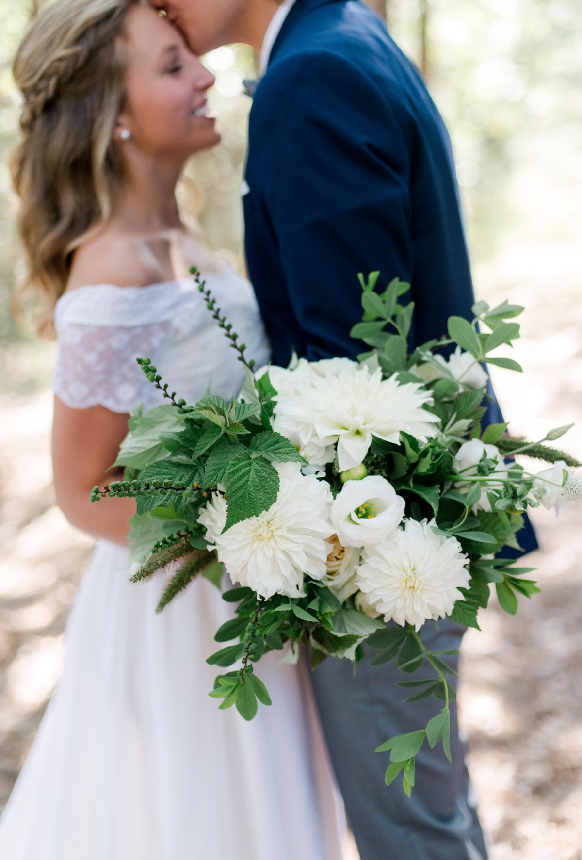Bridal Flowers - CampBride