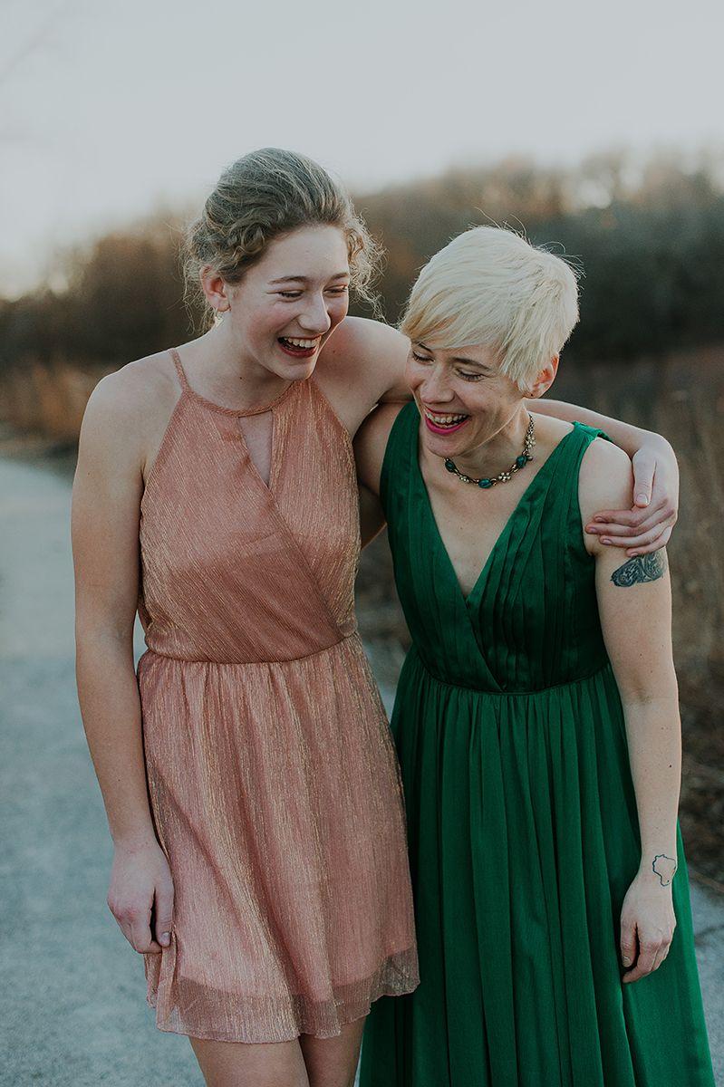 Bride and Friend - CampBride