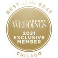 Modern Luxury Weddings Best Of 2021 logo