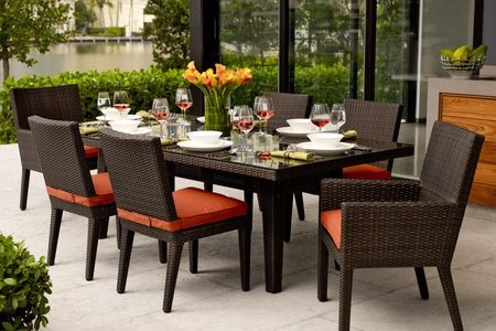 ratan patio furniture 2