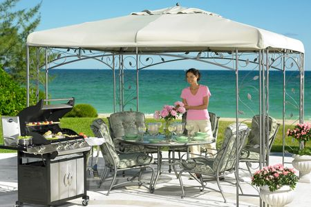 patio furniture gazebo 2