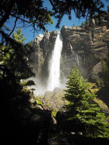 Bridal Falls Telluride Co