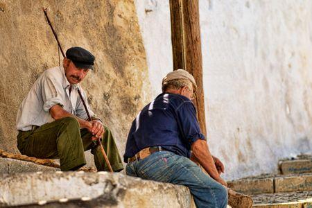 Santorini-mule-drivers