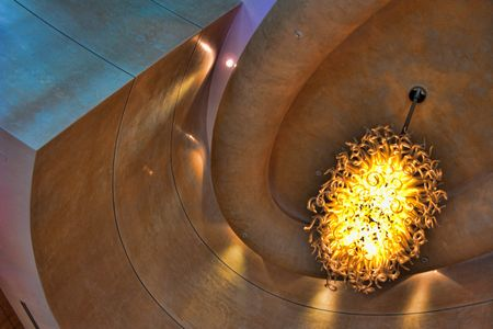 Chihuly-lighting-fixture