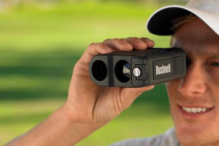 Bushnell golf rangefinder