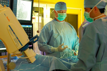caridac surgeon