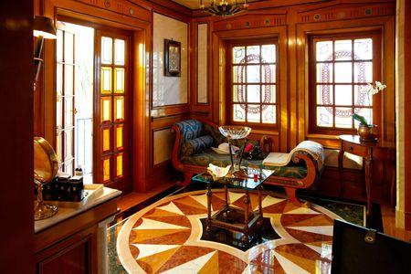 Versace-Mansion-bedroom