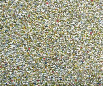 Gretel Green, 60x72, oil on canvas, 2014TEW GalleriesSOLD