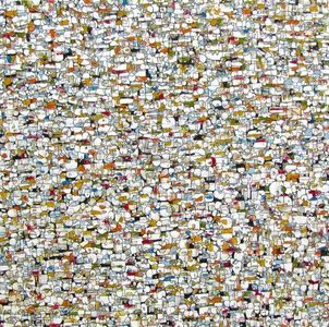 "Chelsea Rose, 40x40"", oil on canvas, 2016  $5,500Thomas Deans Fine Art/ Palm Desert, CA"