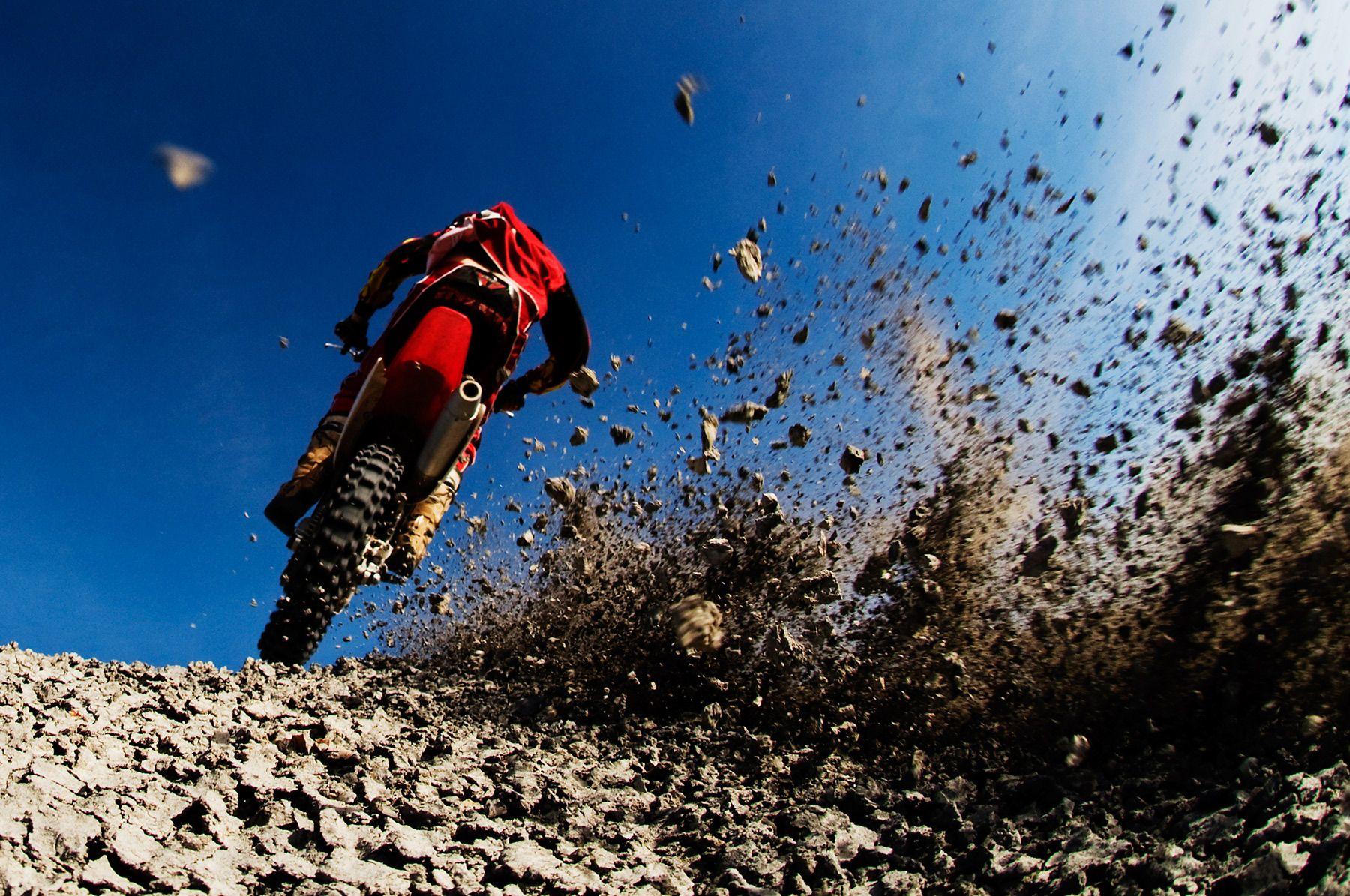 Motocross rider Northern Arizona