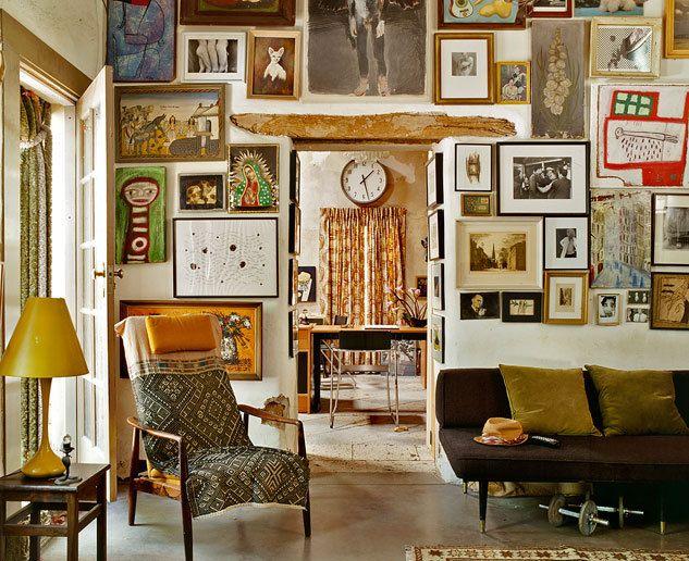 Gary Patch   World of Interiors
