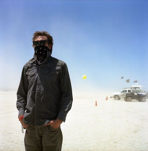 Tony Byrd, Photographer. El Mirage