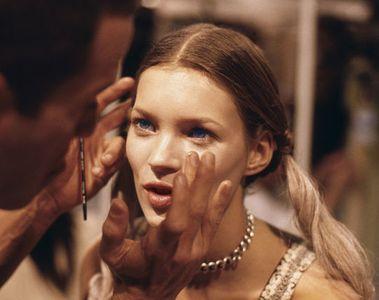 Kate Moss, Paris, 1993.