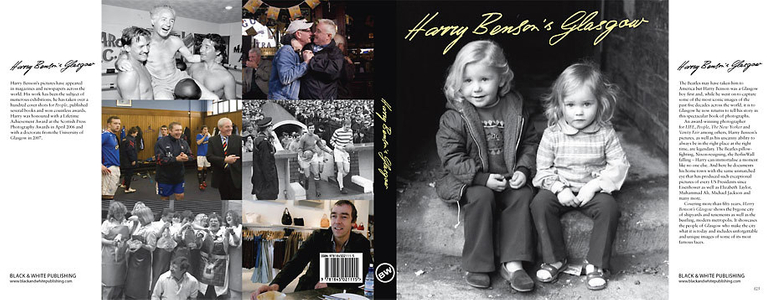 Harry Benson's Glasgow, published 2007