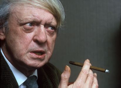 Anthony Burgess, Monte Carlo, 1986