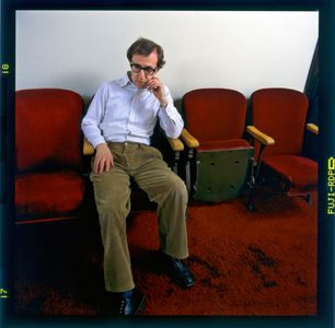 Woody allen, New York, 1988