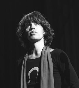 Mick Jagger, New York, 1968