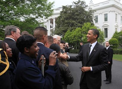 President Barack Obama, The White House, 2009