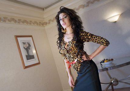 Amy Winehouse, London 2007