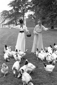 Dior Fashions, France, 1977.