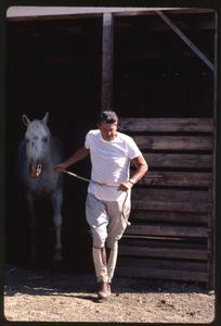 President Ronald Reagan, Rancho del Cielo, 1983