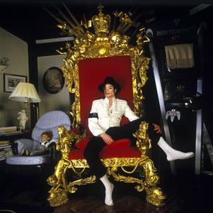 Michael Jackson, Neverland, 1997.