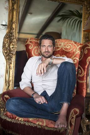 Gerard Butler, Los Angeles, 2010.