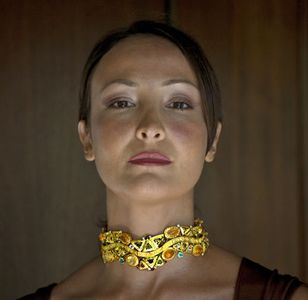 Marife Gimenez, Ballet Florida, Tiffany Necklace, 2008