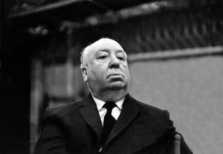 Alfred Hitchcock, Los Angeles, 1969