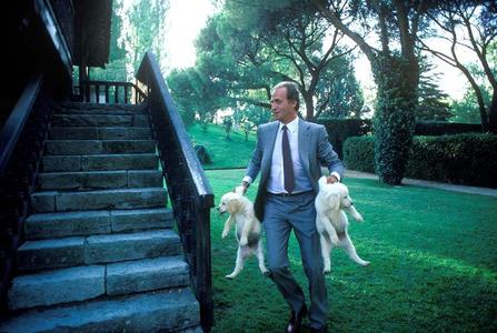 King Juan Carlos of Spain, Madrid, 1985
