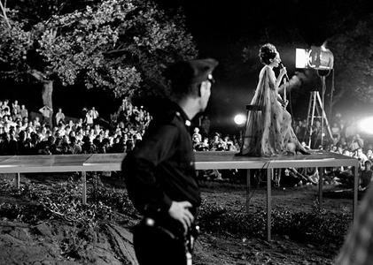 Barbra Streisand, Central Park, New York, 1967