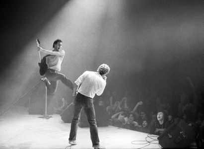 The Who, Vancouver, 1980