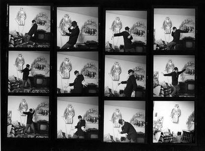Bob Fosse, New York, 1979.