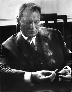 Mayor Willie Brandt, Berlin, 1961
