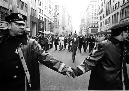 Senator Robert F. Kennedy, St. Patrick's Day, New York, 1968