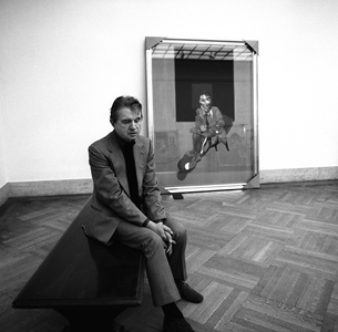 Francis Bacon, New York, 1975